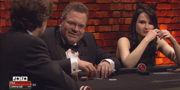 Auf ProSieben findet wieder die Pokernacht statt