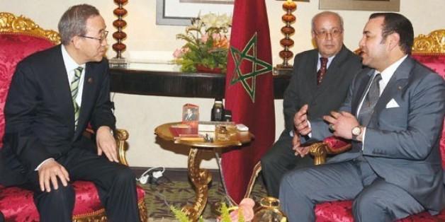 L'ONU réagit au discours de Mohammed VI sur Ban-ki Moon