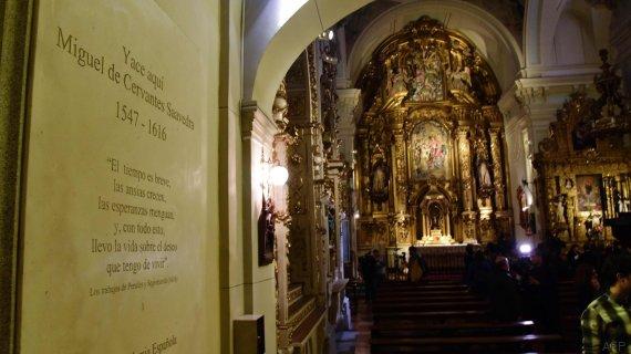iglesia trinitarias
