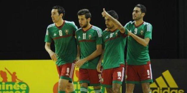 Le Maroc qualifié pour la Coupe du monde de Futsal