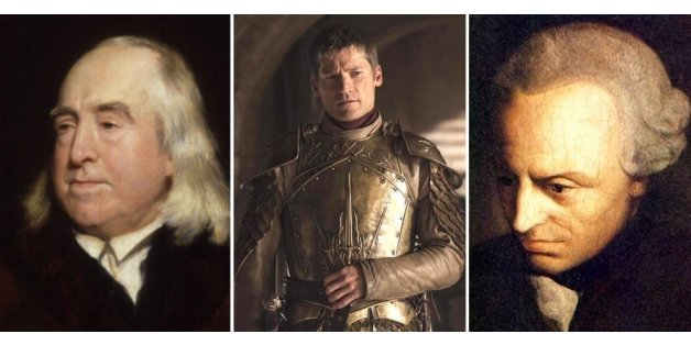 Faites votre examen de philosophie morale avec ces scènes de Game of Thrones