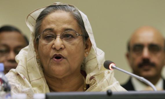 prime minister sheikh hasina bangladesh