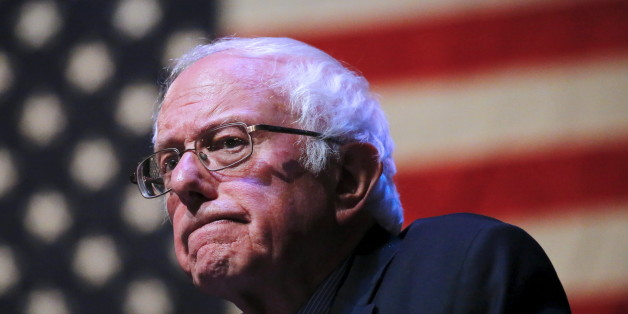 Bernie Sanders, candidat à l'investiture démocrate.