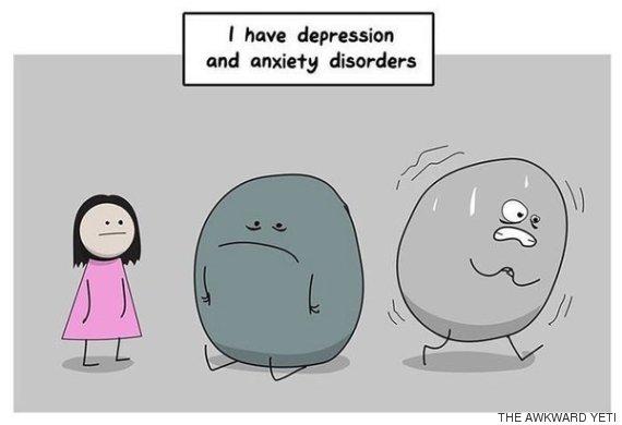 sono uscito dalla depressione da solo