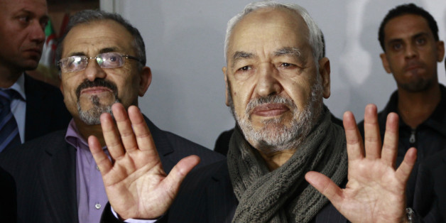 Rached Ghannouchi est indemne.