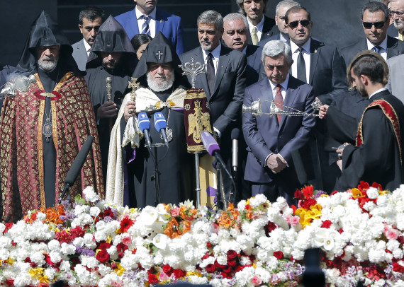 arménie george clooney