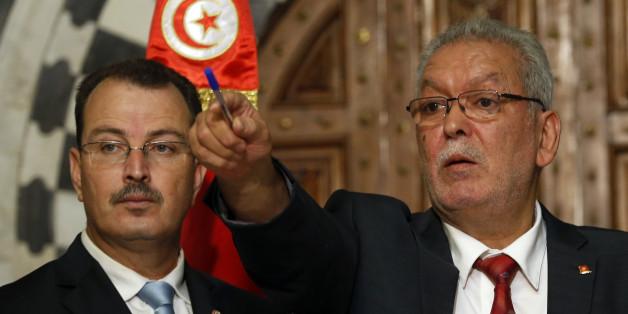 Kamel Jendoubi, ministre chargé des Relations avec les Instances constitutionnelles et la société civile.