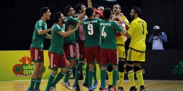 Futsal: Le Maroc sacré champion d'Afrique