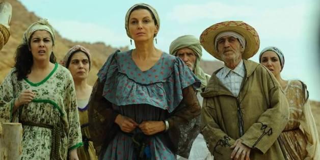 Une scène du film Le Puits Lotfi Bouchouchi