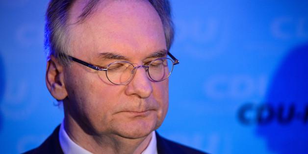 Sachsen Anhalt: Regierungschef Haseloff im ersten Wahlgang durchgefallen
