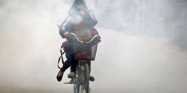 Wie Smog die Erderwärmung ausbremst