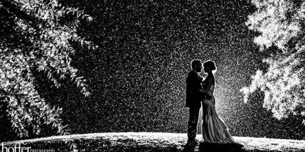 25 ways to make the best out of rain on your wedding day huffpost junglespirit Gallery