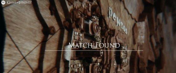 match spotify got