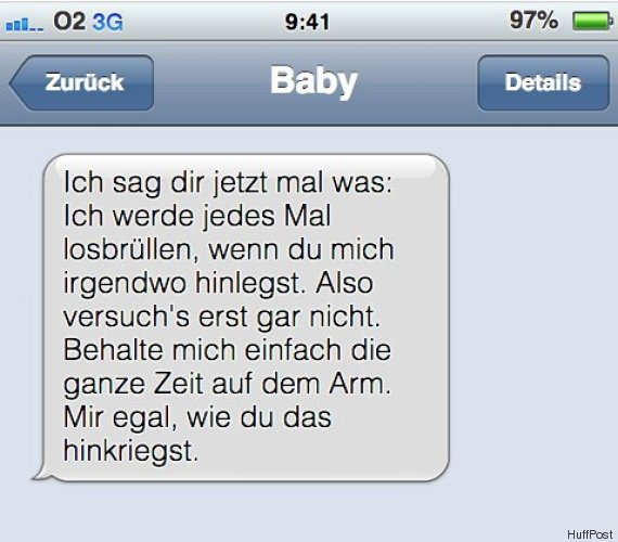 sms baby
