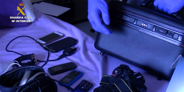 Ils trafiquaient du matériel électronique entre l'Espagne et le Maroc