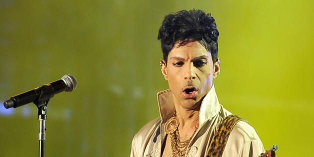 Prince: Musiker und Freund grüner Technologie.