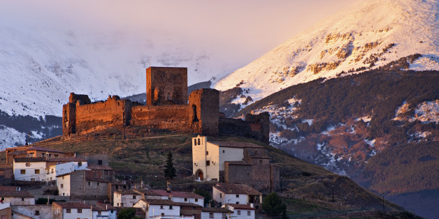 [UNVERIFIED CONTENT] Town located in the Shire of Tarazona and Moncayo. Famous for its legends of witchcraft. The castle is from XII century.