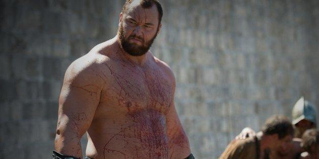 """Le régime de """"La Montagne"""" de Game of Thrones explique pourquoi il est si terrifiant"""