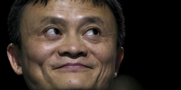 Alibaba Executive Chairman Jack Ma attends the World Climate Change Conference 2015 (COP21) at Le Bourget, near Paris, France, December 5, 2015. REUTERS/Stephane Mahe