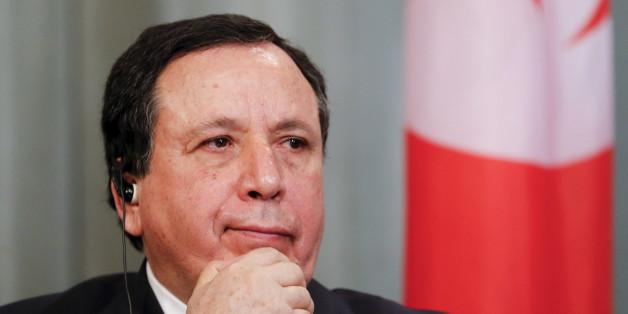 Khemaies Jhinaoui, ministre des Affaires étrangères.