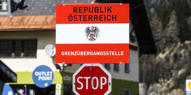 Österreich beginnt Grenzkontrollen: Ab Mai ist der Brenner dicht
