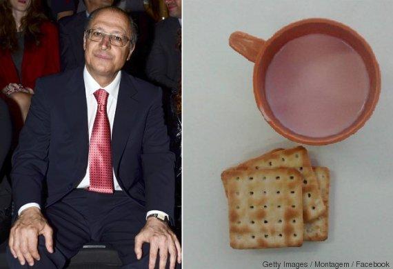 alckmin merenda