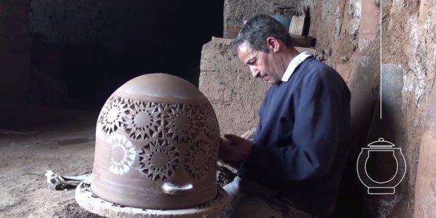 Ce frigo du désert utilisé dans le sud du Maroc va vous impressionner