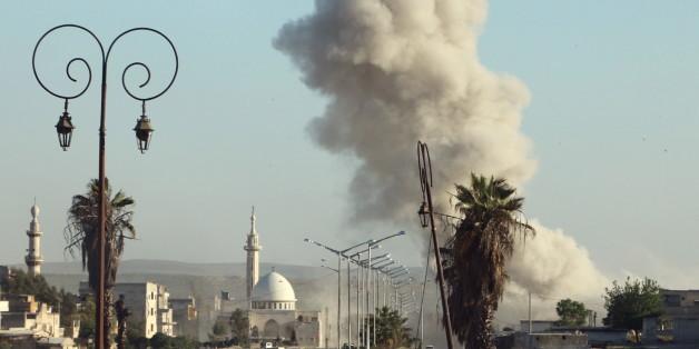 Ein Zusammenbruch des Waffenstillstands droht nach weiteren Angriffen auf Aleppo.