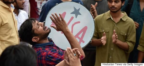 kanhaiya kumar hunger strike