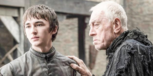 """In der """"Game of Thrones""""-Folge """"Das Tor"""" muss Bran Stark wieder viel lernen"""