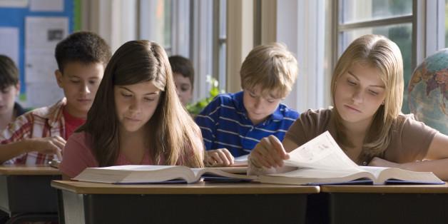 """Intensives Lernklima oder """"Verwahrung nach dem Mittagessen"""" - 7 Dinge, die man über Ganztagsschulen wissen muss"""