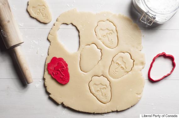 trudeau cookie cutters