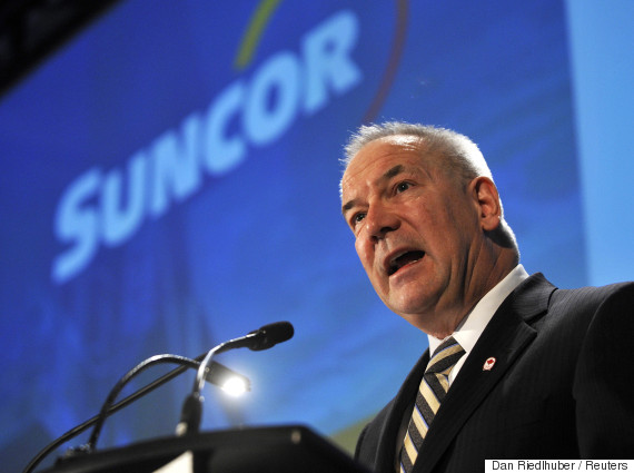suncor steve williams