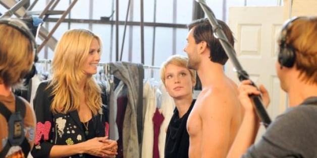 """""""Honey"""" treibt bei GNTM 2016 Heidi Klum in den Wahnsinn"""