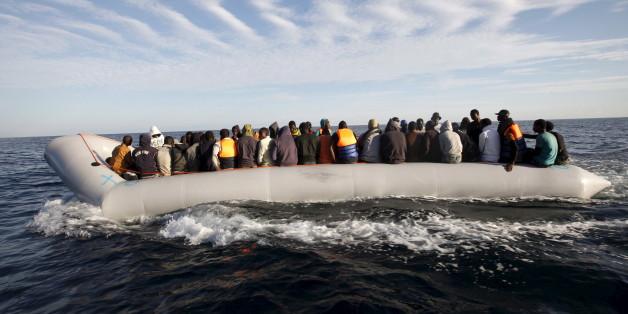 In Libyen warten 100.000 Flüchtlinge auf die Weiterreise nach Europa