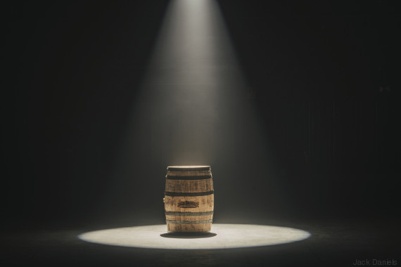 barril jack daniels