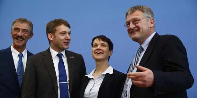AfD will Bundespräsidenten-Kandidat aufstellen