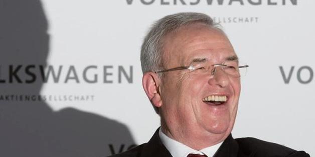 Ex-VW-Vorstandschef Martin Winterkorn kassiert Rekordpension