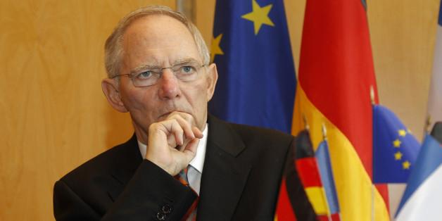 """Schäuble warnt: """"Wir dürfen den Menschen keine falschen Versprechen machen"""""""