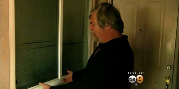Das offene Fenster im Zimmer seiner Tochter erschreckte diesen Vater zu Tode