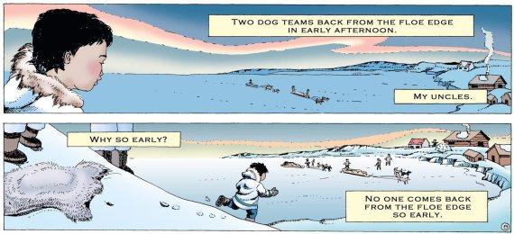 arctic comics