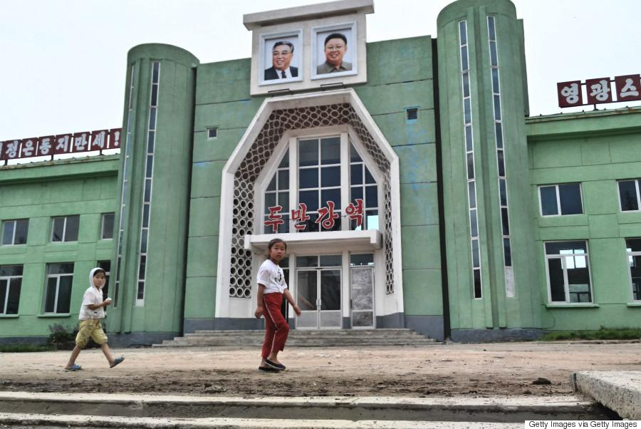 xiaolu chu north korea