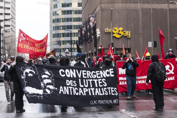 may day montreal