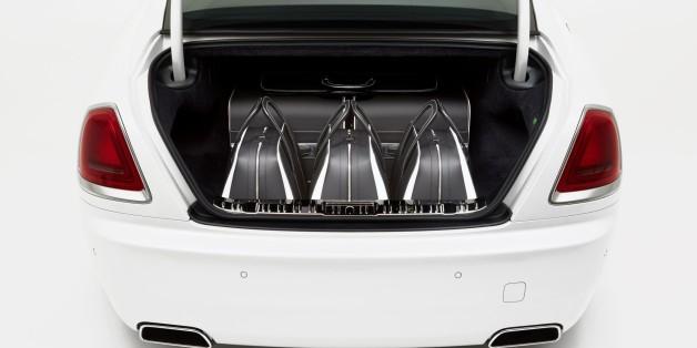 Rolls-Royce dévoile une collection de bagages de luxe à plus de 28.000 euros.