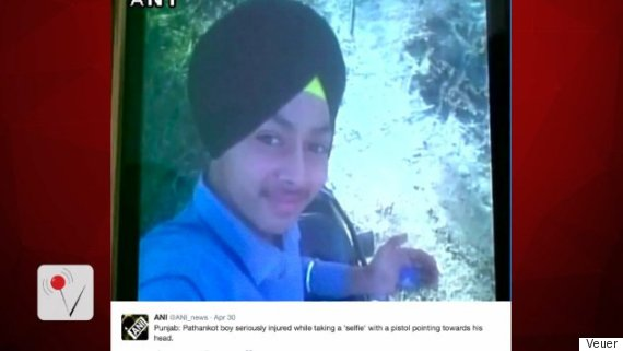 india boy selfie death