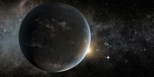Une vue d'artiste de Kepler-62f (photo d'illustration), une des exoplanètes potentiellement habitables découverte en 2013.3
