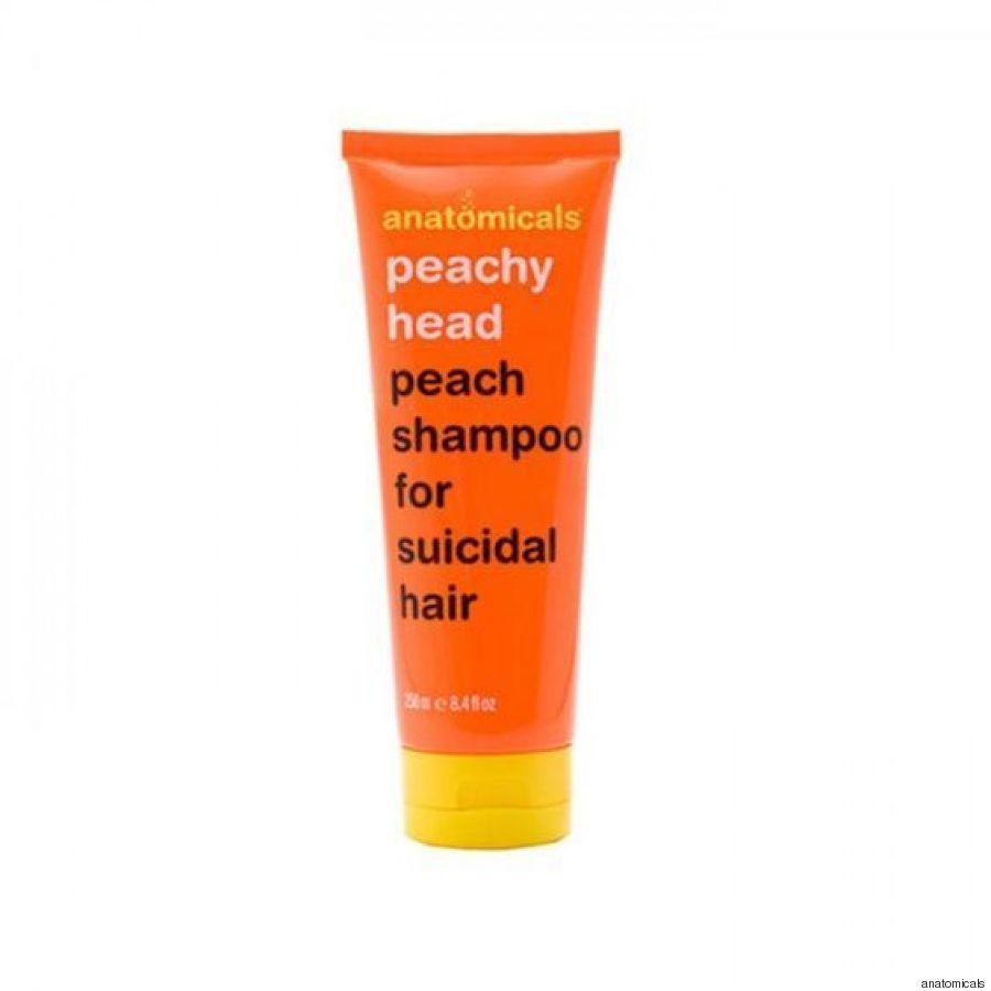 peachy head shampoo