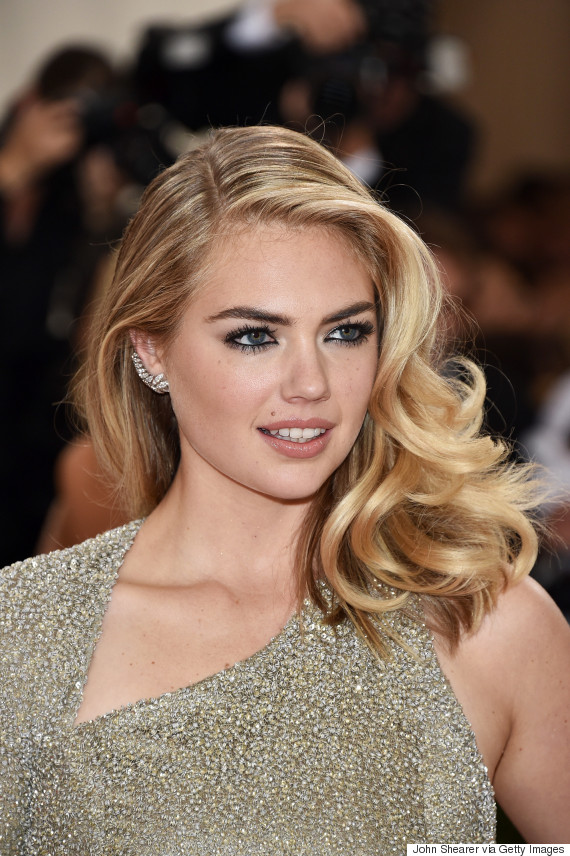 Kate Upton Announces Engagement To Justin Verlander At 2016 Met Gala ...