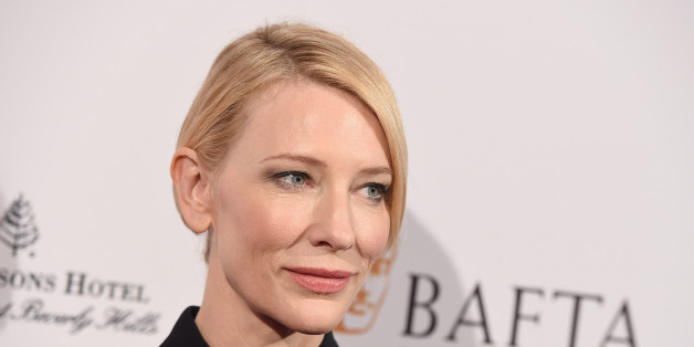 Cate Blanchett arrives at the BAFTA Awards Season Tea Party at the Four Seasons Hotel on Saturday, Jan. 9, 2016, in Los Angeles. (Photo by Jordan Strauss/Invision/AP)