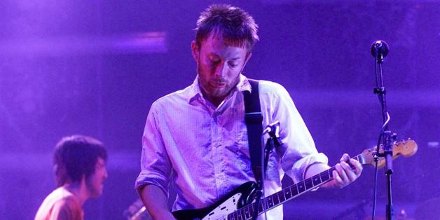 Radiohead haben ihre Internet-Präsenzen gelöscht - ein PR-Gag?